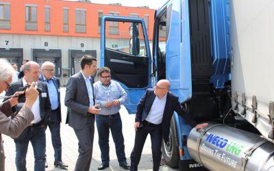 LNG als Brückentechnologie für den Lkw-Fernverkehr