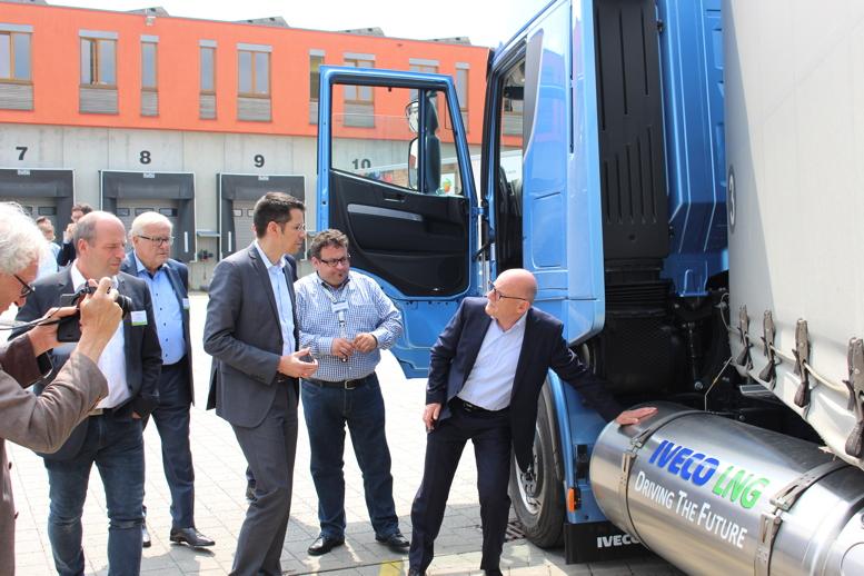 LNG als Alternative zum Diesel im Fernverkehr