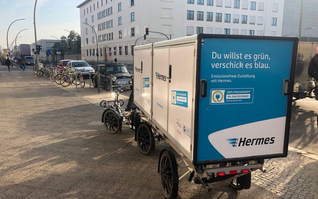 Urbane Logistik: Dialog zwischen allen Beteiligten nötig