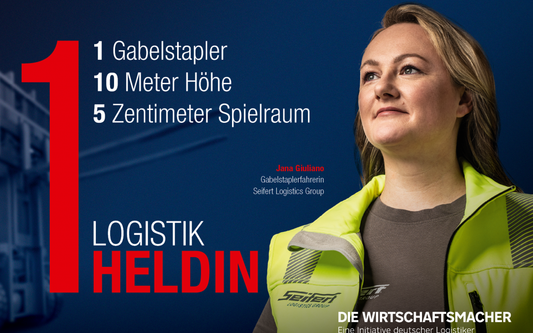 transport logistic: Der Mensch im Fokus der Supply Chain