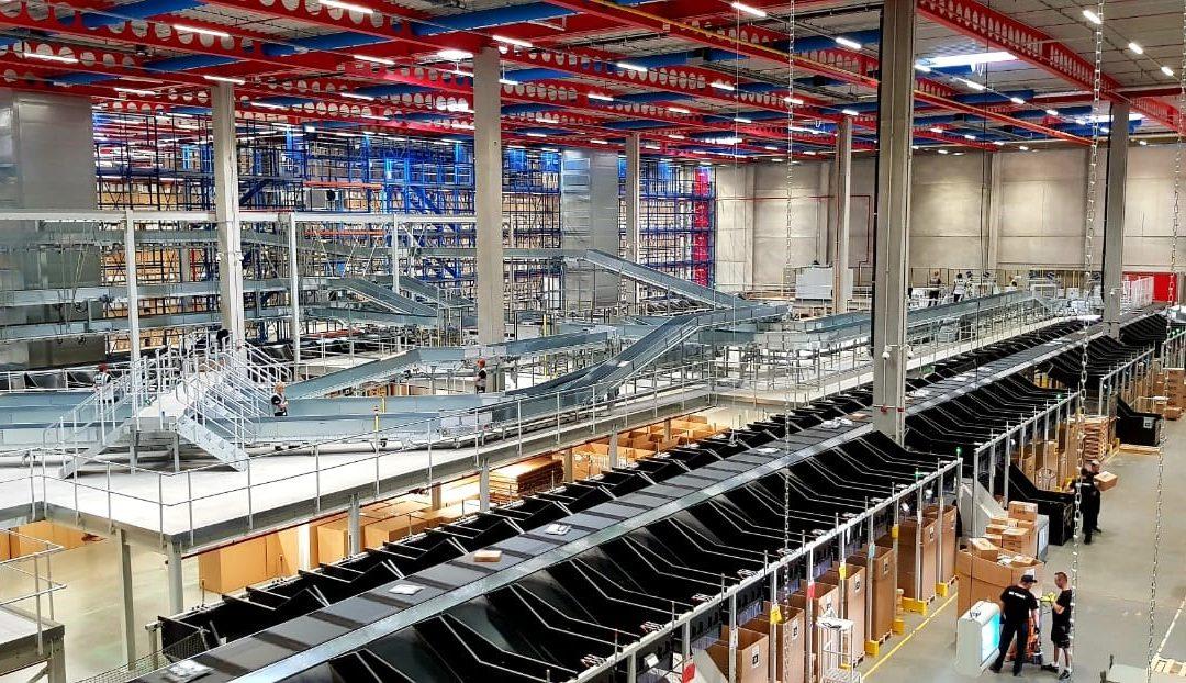Ingram Micro eröffnet Logistiklager für Onlinefashion