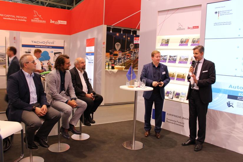 Berlin-Brandenburg: Testfelder für Mobilität & Logistik
