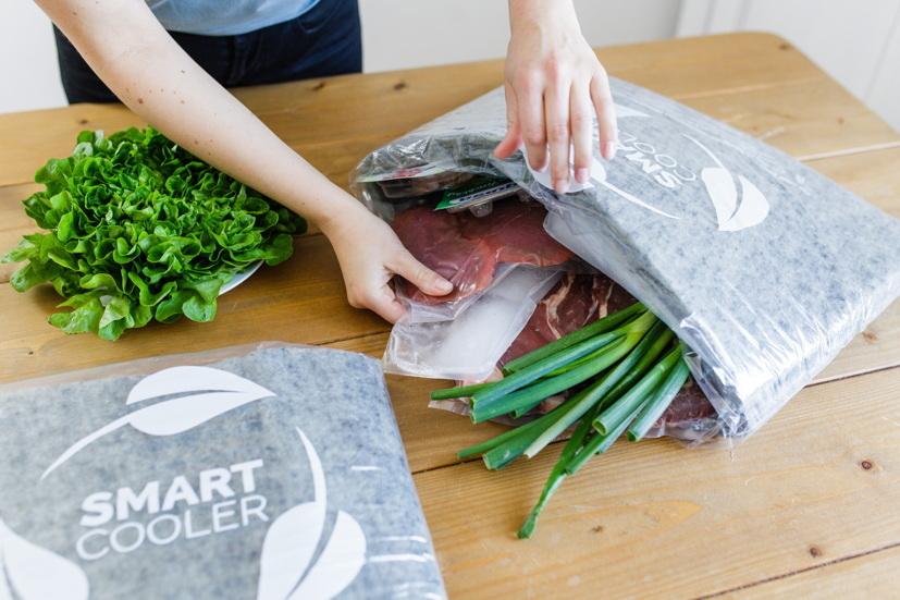 Nachhaltig und sicher: die Kühlverpackung der Zukunft