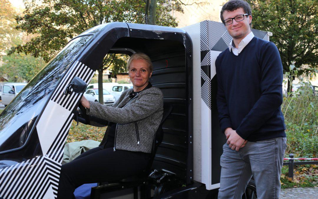 RLVD: Urbane Logistik soll nachhaltiger werden