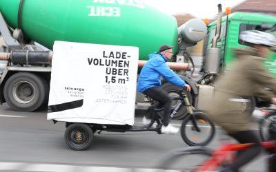 Grüne City-Logistik in Österreich: Wohin geht die Reise?