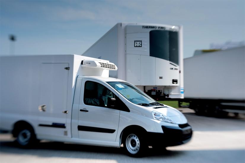 Thermo King-Dienstleister: Frühjahrs-Servicecheck für Kühlfahrzeuge