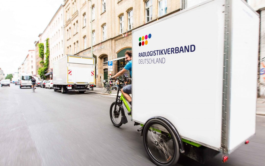 Nationale Radlogistik-Konferenz: Cargobikes mit Potential in der urbanen Logistik
