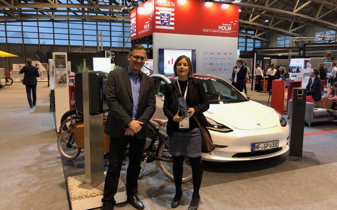 Hypermotion 2019 – eine Plattform für zukünftige Mobilitätslösungen