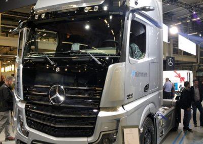 Mercedes Actros 2019