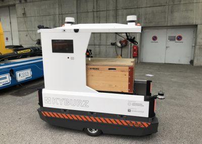 Kyburz Auto E-Trolley