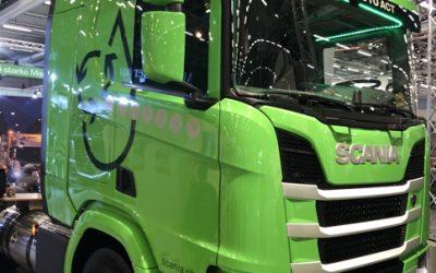 Elektro, Gas, H2: wie steht es um die Förderung alternativer Lkw-Antriebe?
