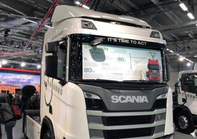 Scania E-Highway