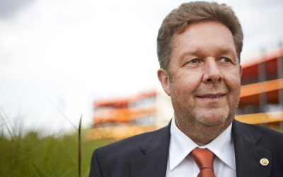 Grüne Logistik dank Elektromobilität:  Interview mit BEM-Präsident Kurt Sigl