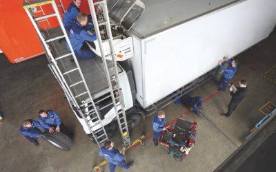 Corona: Thermo King-Dienstleister stellen Kühlfahrzeug-Service sicher