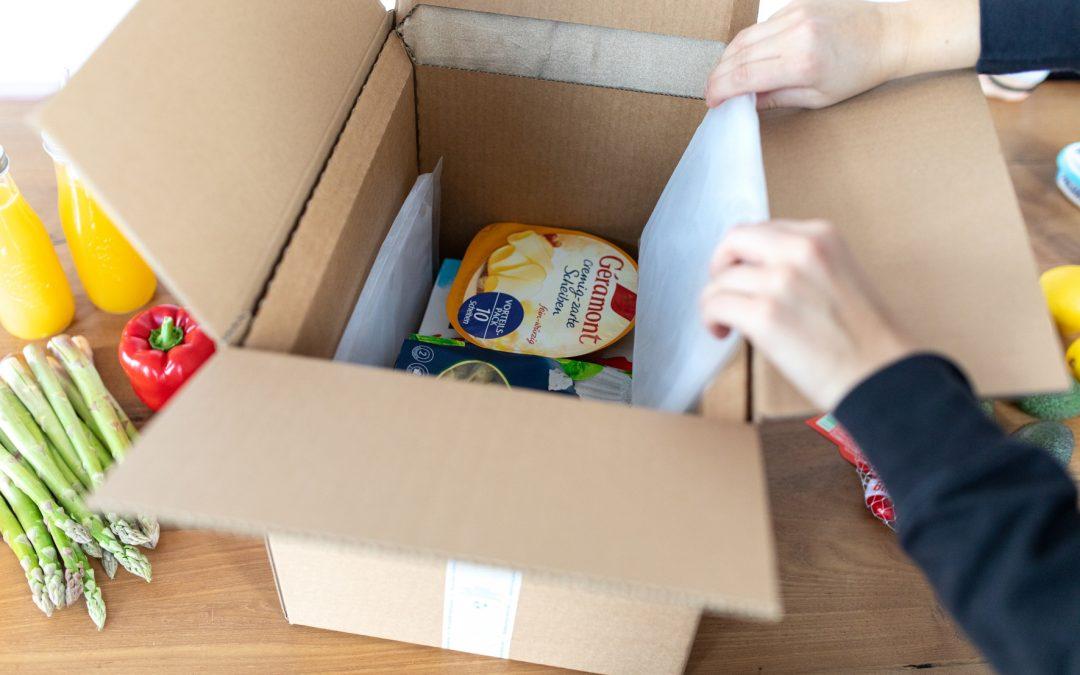 Ecocool baut Produktion für nachhaltige Transport-Kühlverpackungen auf