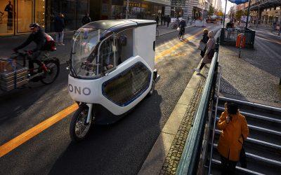 Cargobikes für die City-Logistik: ONOMOTION liefert die Pioneers Edition aus