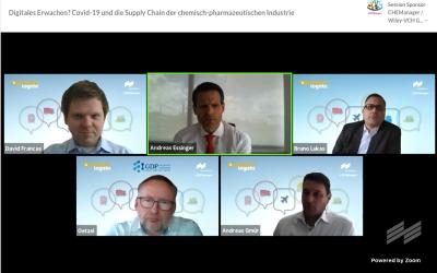 Pharmalogistik-Forum: Logistikexperten diskutierten Auswirkungen der Corona-Krise auf die Chemie- und Pharmaindustrie