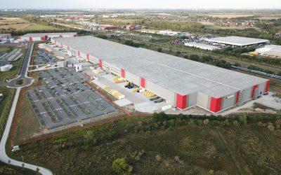 Ingram Micro Commerce & Lifecycle Services: höhere Produktivität mit automatisiertem Logistiklager