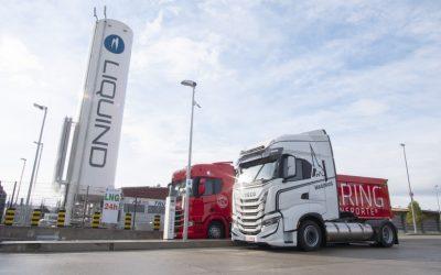 LIQUIND 24/7 und EnviTec Biogas unterschreiben Liefervertrag für Bio-LNG